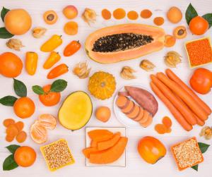 betakaroten dieta